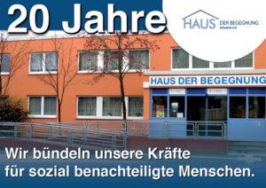 1996 – 2016 – 20 Jahre Haus der Begegnung Schwerin e.V.